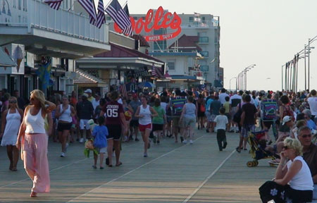 Funland Rehoboth Beach Delaware